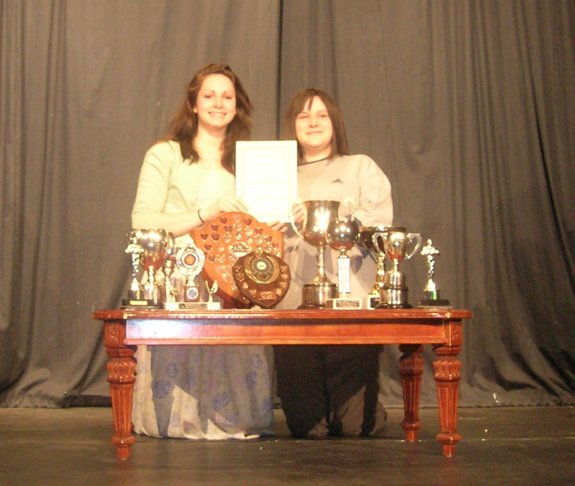 Two Women and A Chair  Cast with Awards