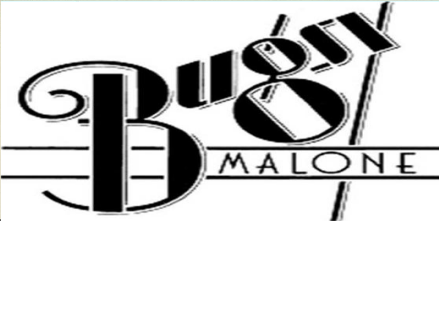 """Belfrey Youth Theatre presents Alan Parker's riotous gangster musical """"Bugsy Malone"""". Friday & Saturday evening – doors open at 7.00, curtain up at7.30 and Sunday Matinee -doors open at 2.00, curtain up at 2.30 Box Office – boxoffice@belfreytheatre.com or 01952 222277 (answerphone)"""