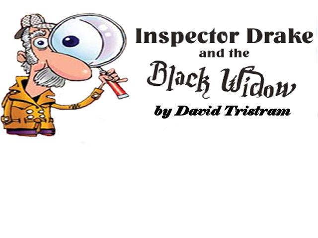 """Inspector Drake and his sidekick Sergeant Plod return in their most perplexing case yet, confronting everything from missing tortoises, to triplets, to deadly tropical spiders. Another thrilling ride in the company of the world's greatest detective, as he attempts to solve one murder at the same time as avoiding his own. This amateur production of """"Inspector Drake & the Black Widow"""" is presented by special arrangement with SAMUEL FRENCH LTD a Concord Theatricals Company. boxoffice@belfreytheatre.com  Updated:Saturday, March 16, 2019"""