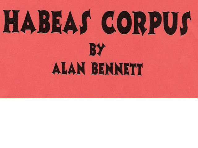 Alan Bennett's first play, written in 1973, is a farcical comedy set in Brighton in the 1960s where the lust and longing of the permissive society has well and truly taken hold of the apparently respectable Wicksteed family. Like some saucy Magill seaside postcard as retouched by Magritte, or an end-of-the-pier romp reorganised by Orton, the piece shows how a collection of stock types from Hove find themselves propelled into the permissive society with the arrival of a false-breast fitter from Leatherhead. Identities are mistaken, the wrong knockers admiringly fondled, and libidos burst out of enforced hibernation. boxoffice@belfreytheatre.com or 01952 […]