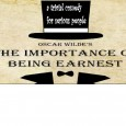 Widely considered one of the funniest plays in English, Wilde's much loved masterpiece The Importance Of Being Earnest throws love, logic and language into the air to make one of theatre's most dazzling firework displays.   boxoffice@belfreytheatre.com Updated:Wednesday, March 13, 2019