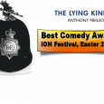 WINNER OF the Best Comedy Award at the IOM Easter Drama Festival, 2017 A darkly comic farce featuring policemen, a mad old couple, some local chavs, a chihuahua and a vicar! Constables Blunt and Gobbel have one last duty to fulfil before they can finish their Christmas eve shift; telling the elderly couple at No. 58 some terrible news. But what if the shock is too much for them? Blunt and Gobbel didn't join up in order to ruin people's lives. Maybe they'd be happier not knowing. And maybe it would all be much easier if the two constables weren't […]